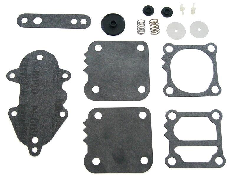 Evinrude Johnson Vergaser Reparatur Kit 1,5-20 PS Dichtungen//Kleinteilen