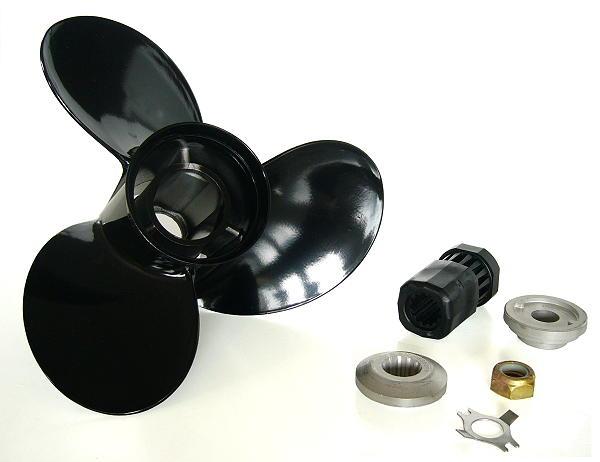 11 1//2 x 13 Aluminium Propeller für Suzuki 35-65PS Außenborder  A  ☆★