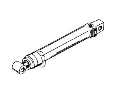Alpha One GEN II TRIMZYLINDER 8M0118959   STEUERBORD