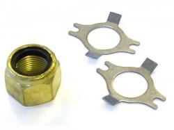 Sicherungsblech für Mercury Bootsmotoren 25-60 PS Propeller Mutter Sicherung