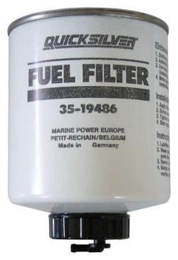 Mariner V6 EFI Kraftstofffilter Mercury DFI Optimax ab 1996 Quicksilver