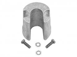 Quicksilver Anode Trim Tab Finne für Salzwasser MerCruiser Mercury 31640Q4