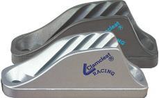 Clamcleat CL219 Racing Vertical silber